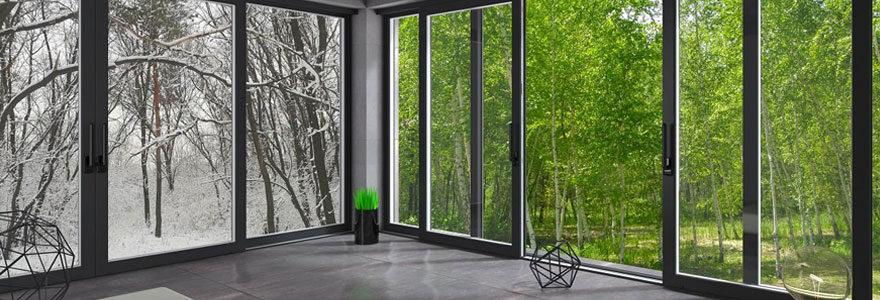 Les types de fenêtres alu